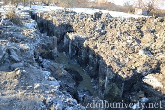 аварія каналізації здолбунів (9)