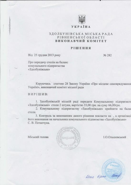 КП Здолбунівське ОФ (2)