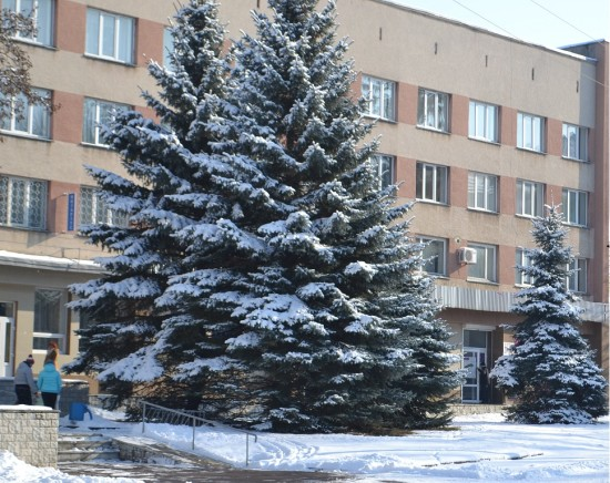 зима у Здолбунові (1)
