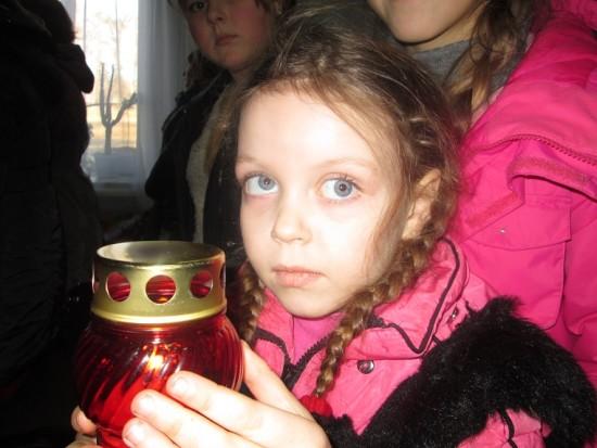 свіча памяті