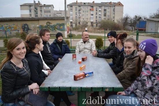 волонтери в гідропарку (30)
