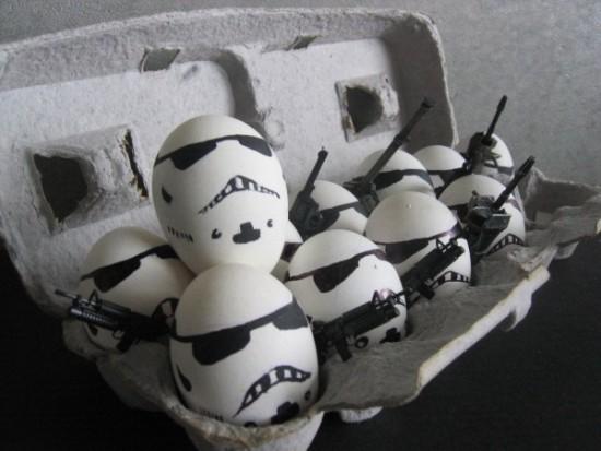 бойові яйця