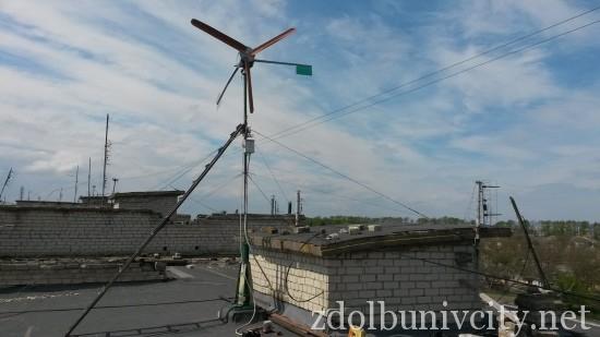 вітряк у Здолбунові (2)