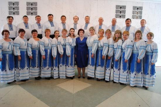 народний аматорський хоровий колектив Мізоцького селищного будинку культури