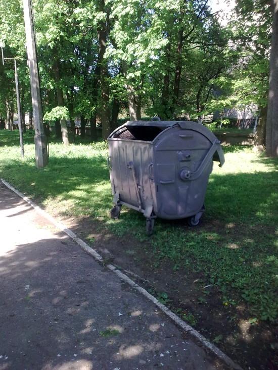 сміттєвий бак