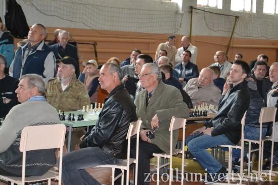 шаховий турнір Ковальчука (4)