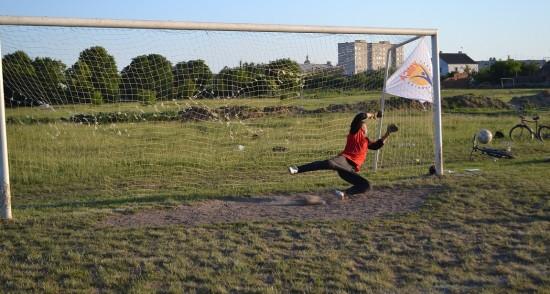 пенальті на стадіоні (1)
