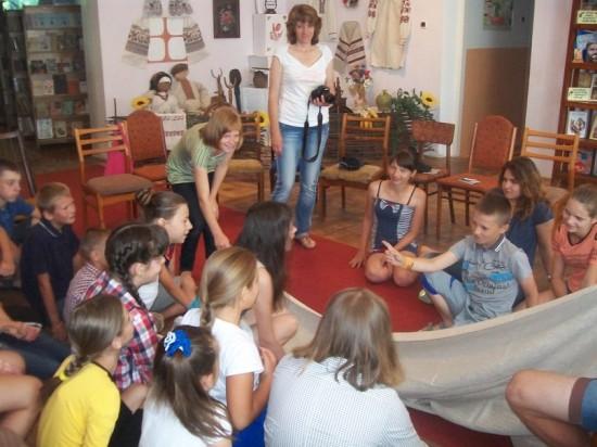 дитячий табір у Здолбунові (1)
