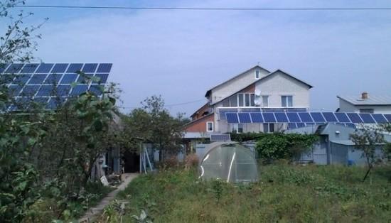 сонячні батареї у львові