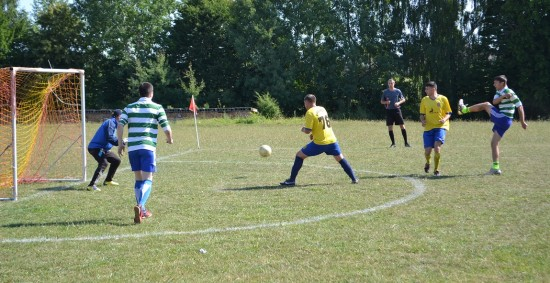 футбол у Глинську (3)