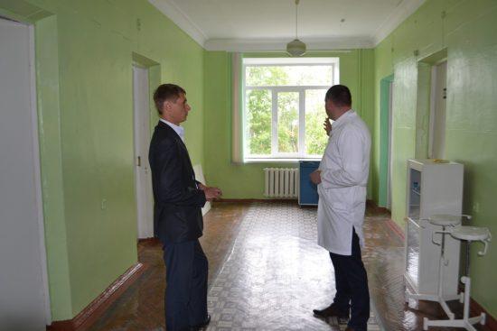 ремонт Здолбунівська ЦРЛ (6)
