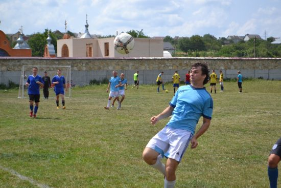 футбол у Богдашеві (1)