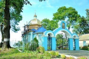 церква Копитків
