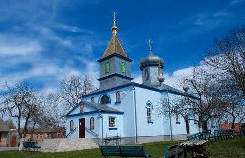 церква здовбиця