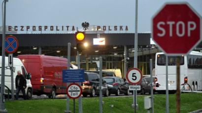 Польща закрила кордона на 10 днів